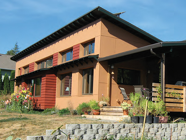 Green Hammer Taccogna-Donough Custom Passive House
