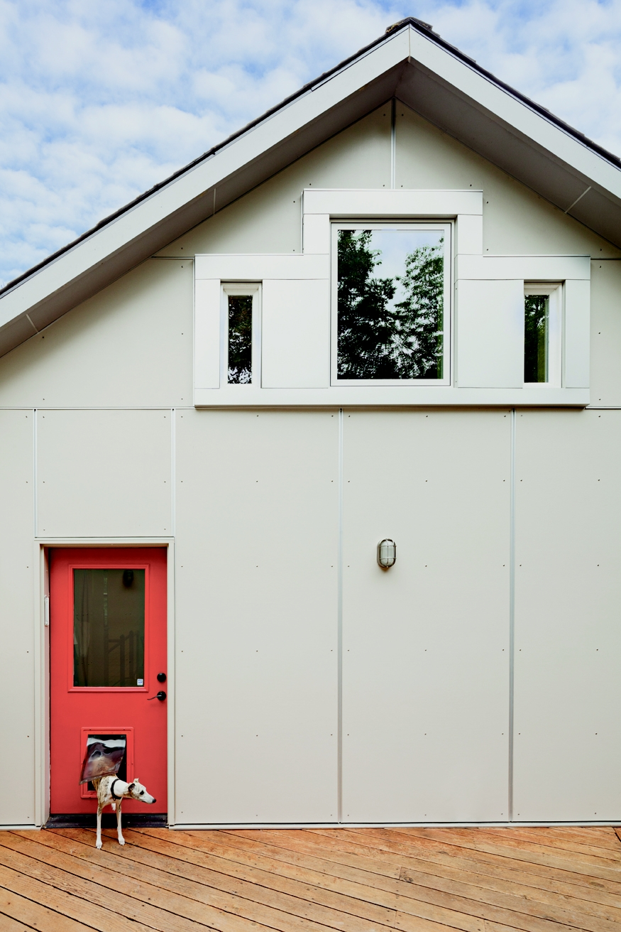 Exterior energy-efficient upgrade Portland