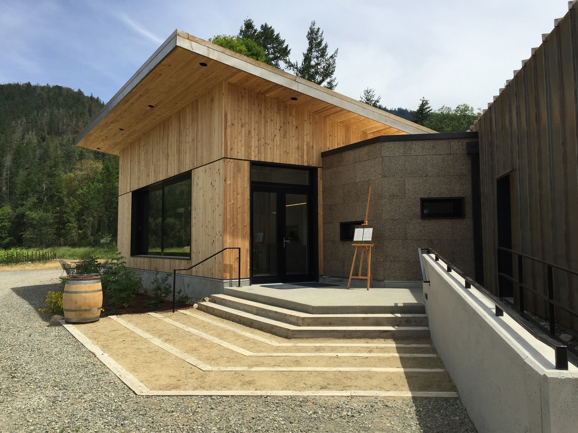 Cowhorn Vineyard & Garden Achieves Living Building Challenge