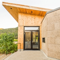 Tasting Room at Cowhorn Vineyard & Garden Is the First Commercial Building in Oregon to Earn Living Building™ Certification