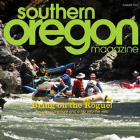 Green Hammer Featured in Southern Oregon Magazine