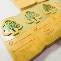 Green Hammer Receives Forest Stewardship Council Award