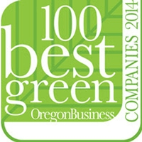 Green Hammer Among Best Green Companies to Work in Oregon in 2014