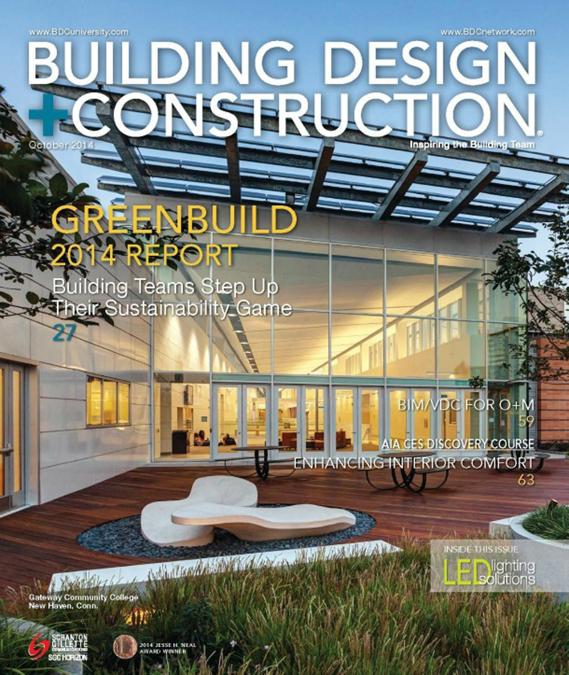 Orchards at Orenco featured in Building Design + Construction