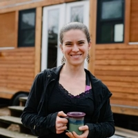 Lina Menard Spreads Big Ideas About Tiny Homes