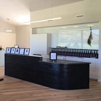 Green Hammer Celebrates Completion of Cowhorn Winery Tasting Room